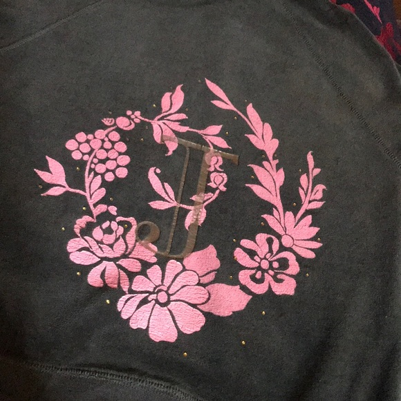 Juicy Couture Jackets & Blazers - Juicy Couture Velour Hoodie
